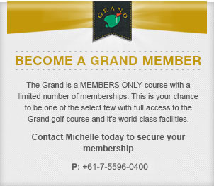 Become a grand member
